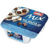 muller mix  yogurt bianco e wafer al cioccolato gr.150
