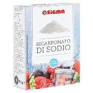 sigma bicarbonato di sodio gr.500