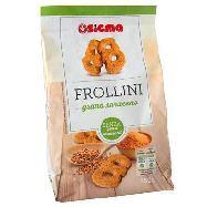 sigma frollini  con grano saraceno senza grassi idrogenati gr.350
