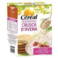 cereal nutrizione e fibre crusca d`avena gr.400