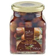 gusto & passione olive taggiasche in salamoia gr.180