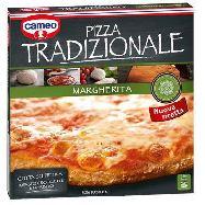 cameo pizza margherita tradizionale gr.340