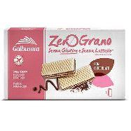 galbusera zerograno wafer cioccolato  g180
