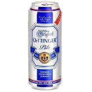 oettinger pils birra lattina cl.33