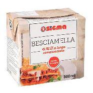 sigma besciamella ml.500