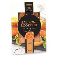 gusto & passione salmone scozia affumicato a fette gr.70