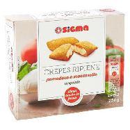 sigma crepes pomodoro e mozzarella gr. 200
