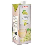 sigma vino bianco brik lt.1