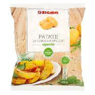 sigma spicchi patate con rosmarino gr.450