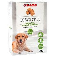 sigma biscotti per cane gr.400