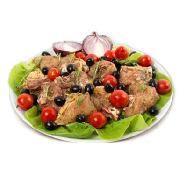 pollo alla cacciatora gia' pronto da cuocere al kg