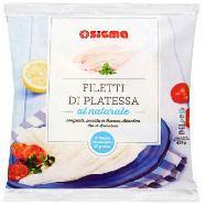 sigma filetti platessa gr.450