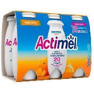 danone actimel agrumi ml 100 x 6