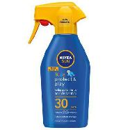 nivea kids latte solare spray protezione 30 ml.300