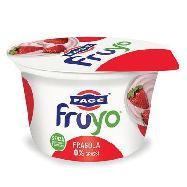 fage yogurt greco fruyo 0% fragola gr.170