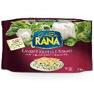 rana lasagne ricotta/spinaci g350