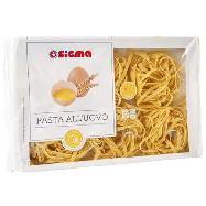 sigma tagliatelle pasta all'uovo gr.250