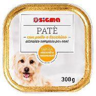 sigma pate` per cane con pollo e tacchino gr.300
