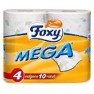 foxy carta igienica mega decorata 4 rotoli
