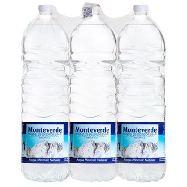 monteverde acqua naturale  lt.1,5x6