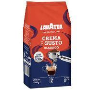 lavazza caffe` crema & gusto classico espresso in grani kg.1