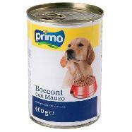 primo bocconi cane con  manzo gr.400