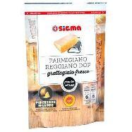 sigma parmigiano reggiano grattugiato fresco gr.100