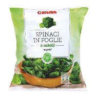 sigma spinaci in foglie surgelati kg.1
