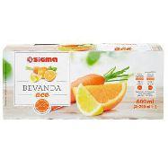 sigma nettare ace arancia carote limone ml.200x3