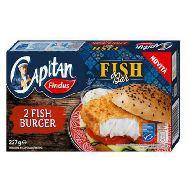 findus fish burger gr.227