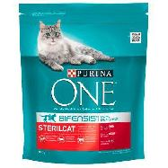 purina one sterilcat cereali  gr.800