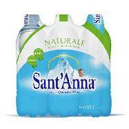 sant'anna acqua naturale cl.50x6