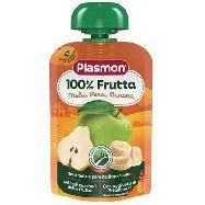 plasmon spremi e gusta frutta mista gr.100