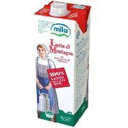 mila latte parzialmente scremato lt.1 alto adige
