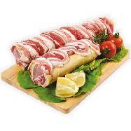 suino in crosta con salsiccia  al kg