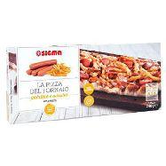 sigma pizza alla pala wurstel patatine gr.240