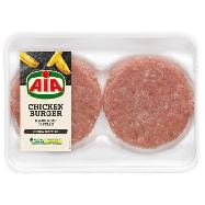 aia chicken burger pz. 2  gr.200