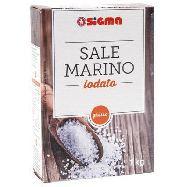 sigma sale marino iodato grosso kg.1