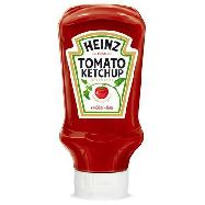 heinz tomato ketchup top down 390