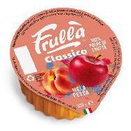 frulla' polpa mela pesca vaschetta gr 100
