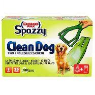 domopak clean dog 1 pinza+20 sacchetti