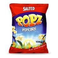 popz pop corn salted gr.130