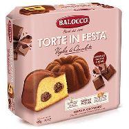 balocco torta cioccolato gr.400