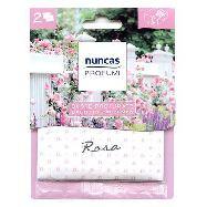 nuncas busta profuma biancheria fragranza rosa
