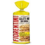 fiorentini bio gallette alla  quinoa gr.120