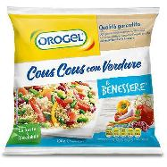 orogel cous cous vegetariano gr. 400