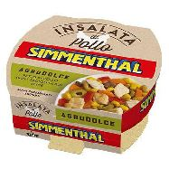 simmenthal gustose di pollo con verdure in agrodolce gr. 160