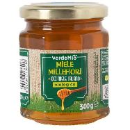 verde mio bio miele millefiori gr.300