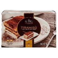 gusto & passione tiramisu` doppio strato con savoiardi  gr.500