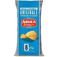 amica chips patatine gr.25x6